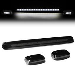 For 07-13 Silverado/Sierra GMT900 LED Cab Roof Top Center Ru