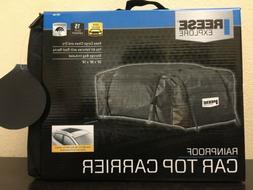 Reese Explore 1041100 Rainproof Car Top Carrier