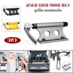 1pc roof bike rack aluminum alloy fork