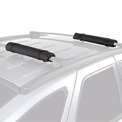 "2-Pack Apex Cargo Roof Rack Pads 18"" x 3"""