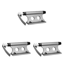 3x Alloy Car Roof Bike Rack Quick Release SUV Holder Cycle A