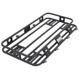 Smittybilt 40204 Defender 4'X 2' Welded One Piece Roof Rack