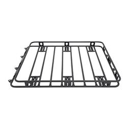 Smittybilt 40504 Defender 4' X 5 Welded One Piece Roof Rack
