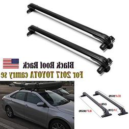 """41.3"""" Aluminum Luggage Cross Bar Roof Rack for For 2017 TOYO"""
