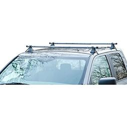 44 to 60 Telescoping Roof Rack Cargo Cross Bars 150 lb. Capa