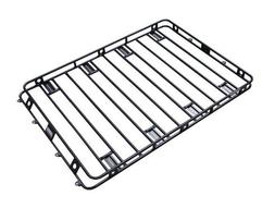 Smittybilt 50704 Defender 5' X 7 Welded One Piece Roof Rack