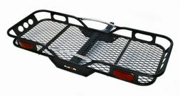 ROLA 59502 Vortex Steel Cargo Carrier, Hitch-Mount, High-Cap