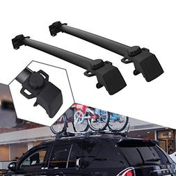 ALAVENTE Roof Rack Cross Bars System For JEEP Compass 2011-2