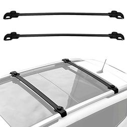 ALAVENTE Roof Rack Cross Bars for Jeep Renegade 2014-2018 wi