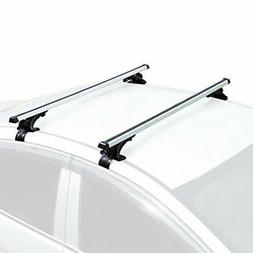 "AUXMART 48"" Universal Bare-Roof Mounted Roof Rack Cross Bar"