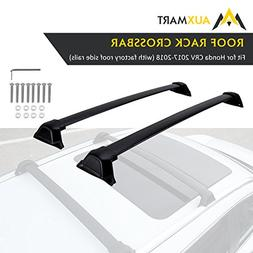 AUXMART Roof Rack Cross Bars for 2017–2018 Honda CR-V
