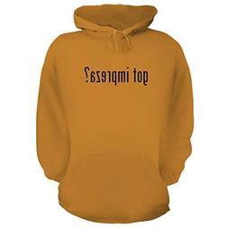BH Cool Designs got Impreza? - Graphic Hoodie Sweatshirt, Go