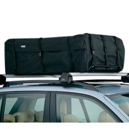 BMW roof cargo carrier - black - Base Support System & Lugga