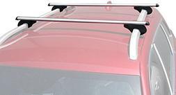 BRIGHTLINES 2008-2013 Jeep Liberty Cross Bars Luggage Roof B