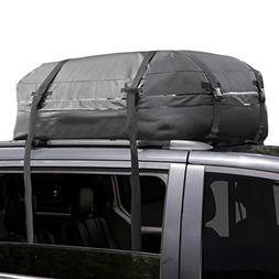 Cargo Roof Bag - 100% Waterproof – NO RACKS NEEDED – Eas
