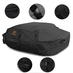 FabSelection Car Roof Top Cargo Bag Box 20 Cubic Feet Works