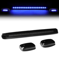 For Silverado/Sierra GMT900 LED Cab Roof Top Center Running