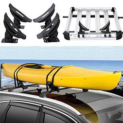 HD Ready Kayak Carrier Boat Canoe Surf Ski Board Roof Top Mo