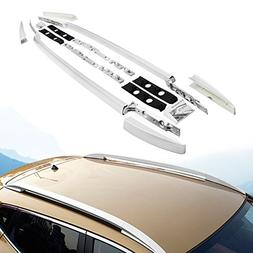 HEKA Aluminum Roof Rack Rails for Nissan Rogue Sport 2014-20