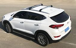 HEKA Lockable Cross Bar for Hyundai all new Tucson 2016 2017