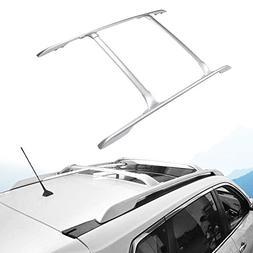 HEKA Luggage Baggage Roof Rack Rails for Nissan X-Trail Rogu