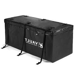 Hitch Cargo Carrier Bag from Vault Cargo – 15 Cubic Feet -
