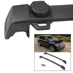 Jeep Compass OE Style Roof Rack Crossbars Cargo Carrier Lugg