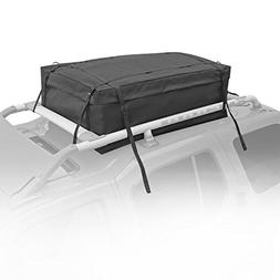 LT Sport RB-4233-242 Black Roof Cargo Bag, 1 Pack