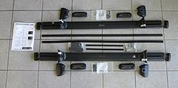 Lockable Cross Rail Roof Rack Kit for any Thule or Mopar Car
