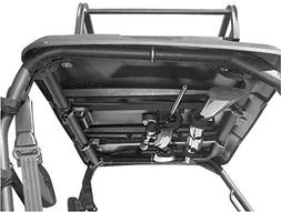 Great Day QD854OGR Quick-Draw UTV Overhead Two Gun Rack for