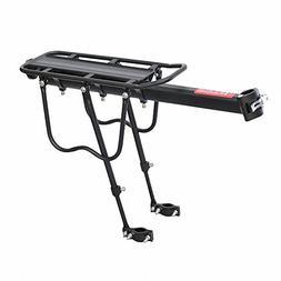 STFLY Adjustable Universal Bike Rear Rack Bicycle Carrier wi