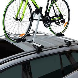 Aluminum Alloy Car Roof Bike Bicycle Carrier Rack Bracket w/