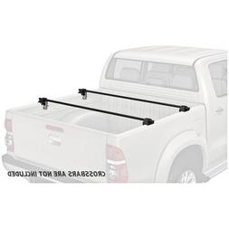 Yakima BedRock Truck Bed Rack System with SKS Locks One Size