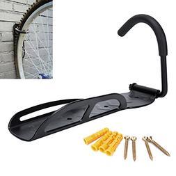 Bike Rack Garage-Wall Mount Adjustable Hanger Storage System
