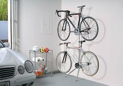 Bike Rack Storage Racks For Garage Apartment House 2 Bicycle