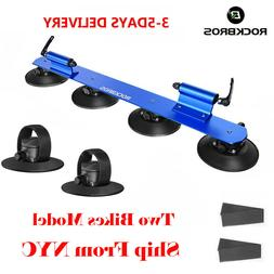 ROCKBROS Bike Suction Roof-top Carrier Easy to Install Roof