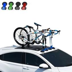 Car Racks Roof-Top Bicycle Top Suction Accessories MTB Mount