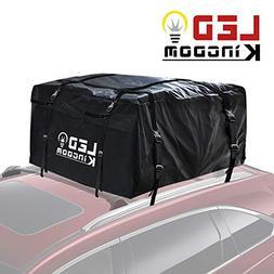 Car Roof Bag 100% Waterproof Storage Bag,Cargo Top Soft Shel