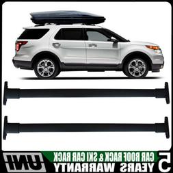 Car Roof Rack & Ski Car Rack 6 Pairs of Ski or 4 Snowboard B