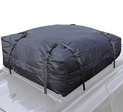 Car Roof Rack Bag - 100% Waterproof Roof Top Cargo Bag for C