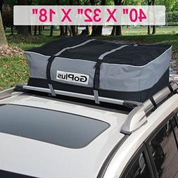 Car Van Suv Roof Top Waterproof Luggage Travel Cargo Rack St