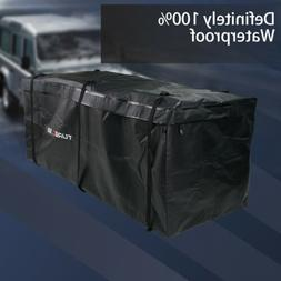 Cargo Carrier Bag Hitch Mount Luggage Roof Rack Mount Expand
