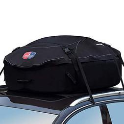 YOUERBU Car Top Carrier Roof Bag with Protective Mat 16 Cubi