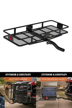 cargo carrier truck bed basket style hitch