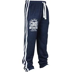 iOPQO Casual Pants for Men, Sports Jogging Fitness Loose Swe