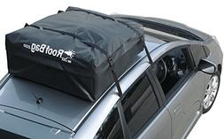 RoofBag Car Top Carrier - Made in USA - Waterproof Roof Top