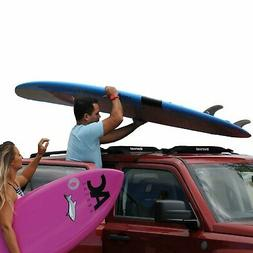 Dorsal Deluxe Wrap-Rax Surf and Snow Soft Roof Rack Pads Str
