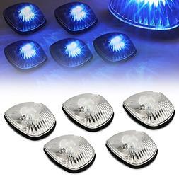 For Dodge Ram 1500/2500 / 3500 BR 5 X LED Cab Roof Top Light
