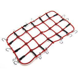 XPURC Elastic Luggage Large Net 5.9x9.8in with Hook Apply to