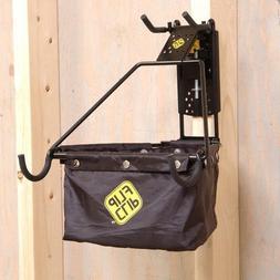 flip clip garage storage clamp